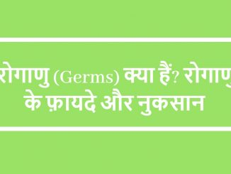 germs in hindi